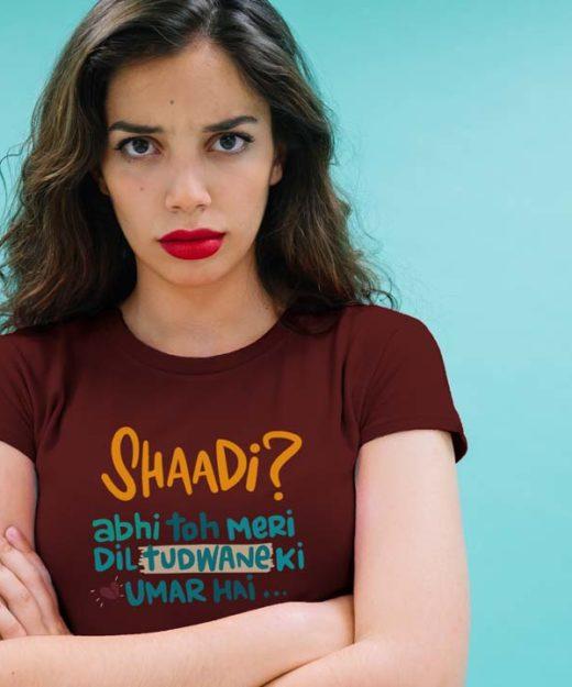 ZagZuggles-Shaadi-T-Shirt
