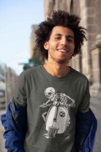 ZagZuggles-Skeleton-Man-Grey-T-Shirt