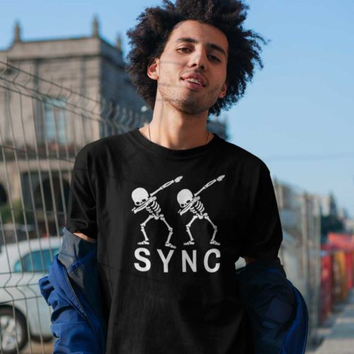ZagZuggles_Sync_Man_Tshirt