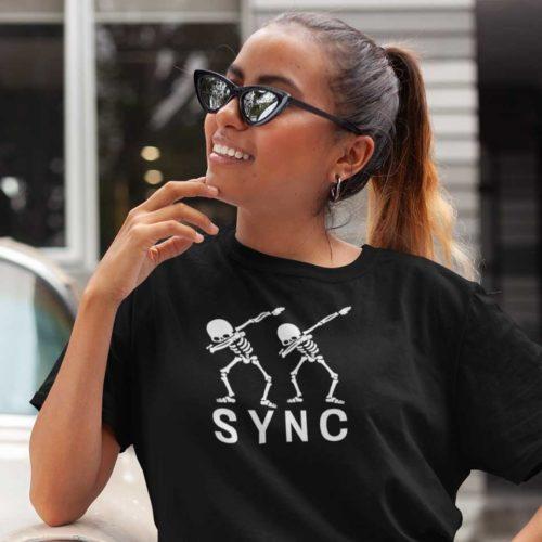 ZagZuggles_Sync_Woman_TShirt