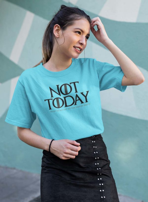 ZagZuggles_Not_Today_TShirt_Female