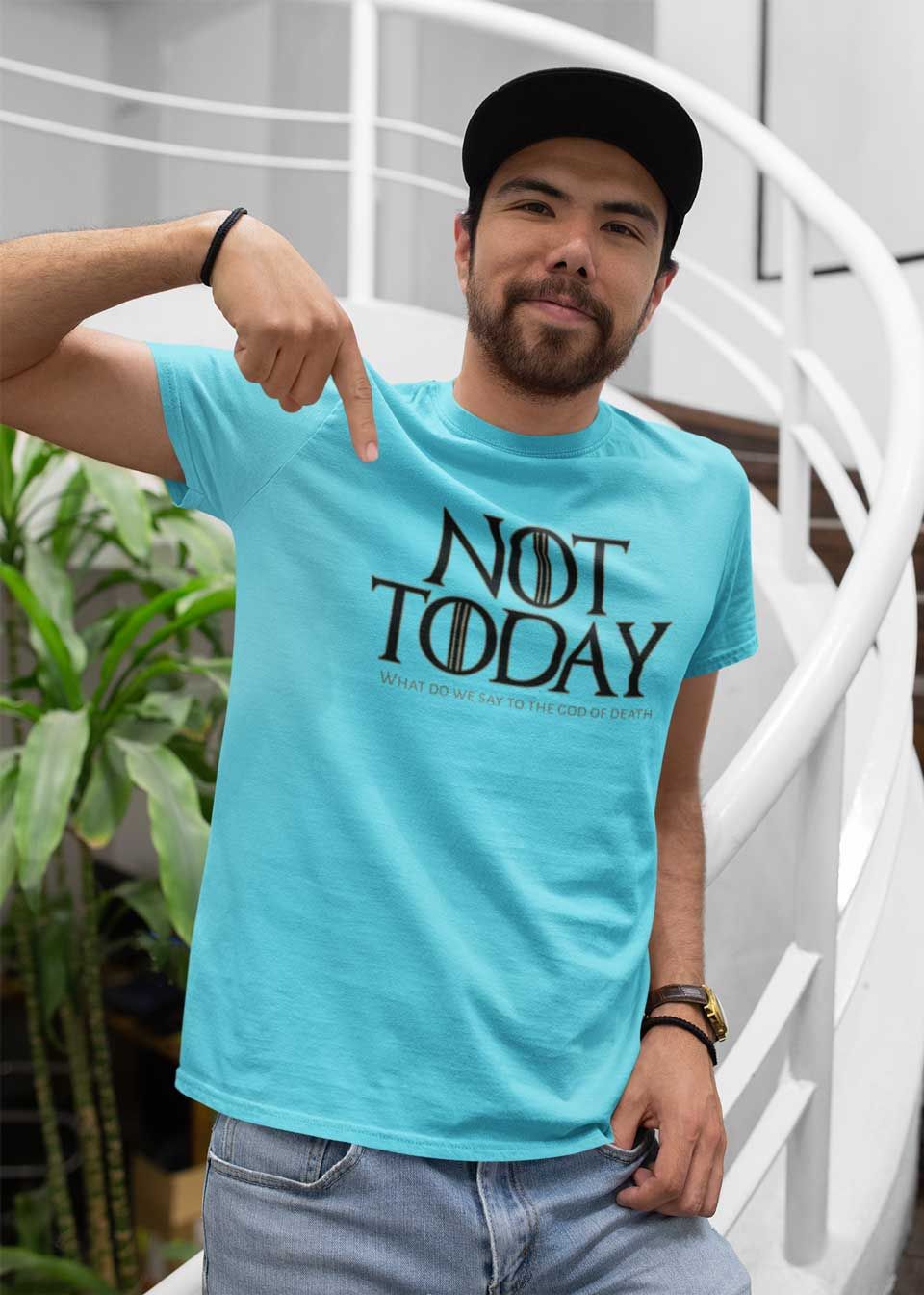 ZagZuggles_Not_Today_TShirt_male